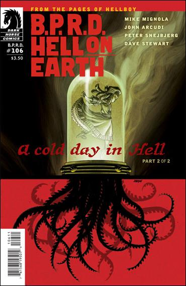 B.P.R.D. Hell on Earth (2012) 106-A by Dark Horse