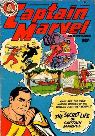 Captain Marvel Adventures 77-A