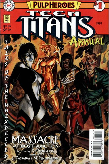 Teen Titans Annual (1997) 1-A by DC