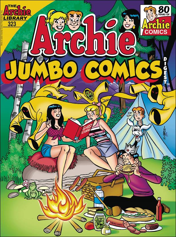 Archie (Comics) Double Digest 323-A by Archie