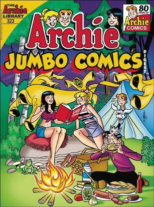 Archie (Comics) Double Digest 323-A