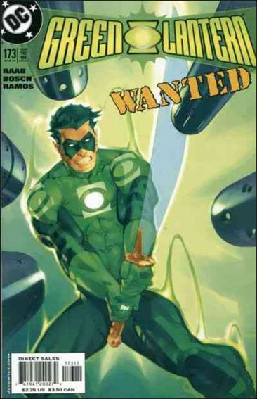 Green Lantern (1990) 173-A by DC
