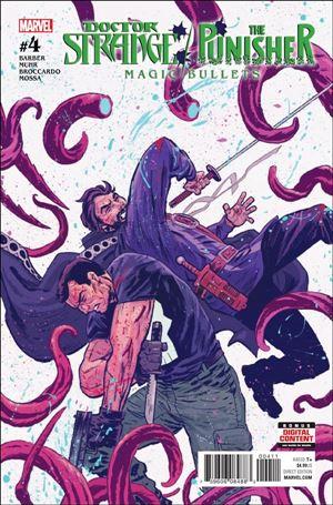 Doctor Strange/Punisher: Magic Bullets 4-A