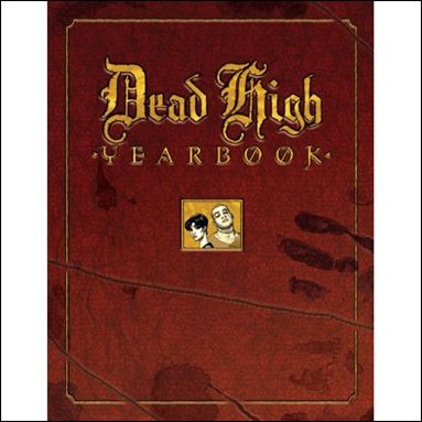 Dead High Yearbook 1-A by Dutton Books