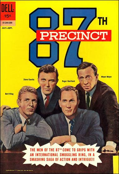 87th Precinct 2-A by Dell
