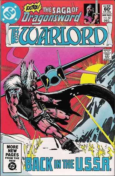 Warlord (1976) 52-A by DC