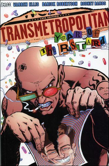 Transmetropolitan (1998) 3-C by Vertigo