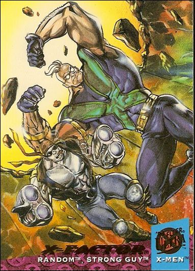 1994 Fleer Ultra X-Men (Base Set) 118-A by Fleer