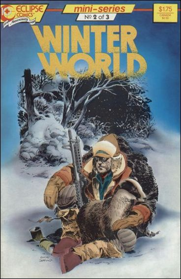 Winterworld (1987) 2-A by Eclipse