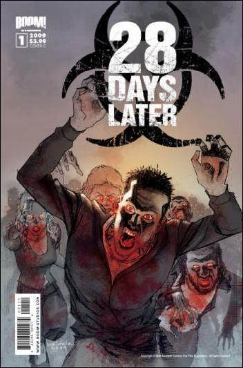 28 Days Later 1-C by Boom! Studios
