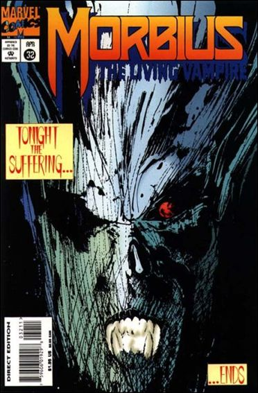 Morbius: The Living Vampire (1992) 32-A by Marvel