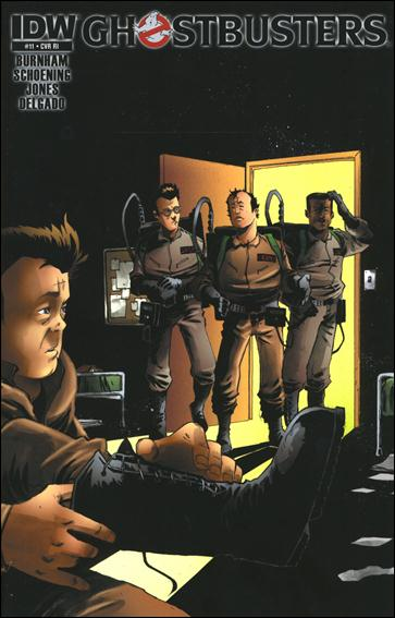 Ghostbusters (2011) 11-C by IDW