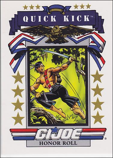 G.I. Joe (Base Set) 184-A by Impel