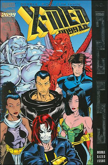 X-Men 2099 25-A by Marvel