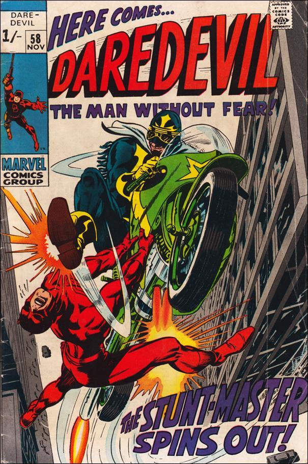 Daredevil (1964) 58-B by Marvel