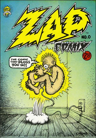 Zap Comix 0-J by Last Gasp