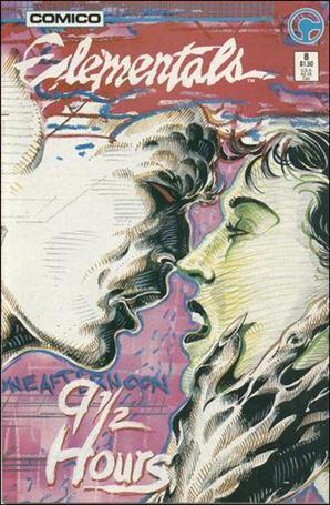 Elementals (1984) 8-A