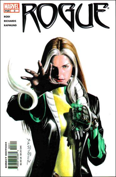 Rogue (2004) 3-A by Marvel