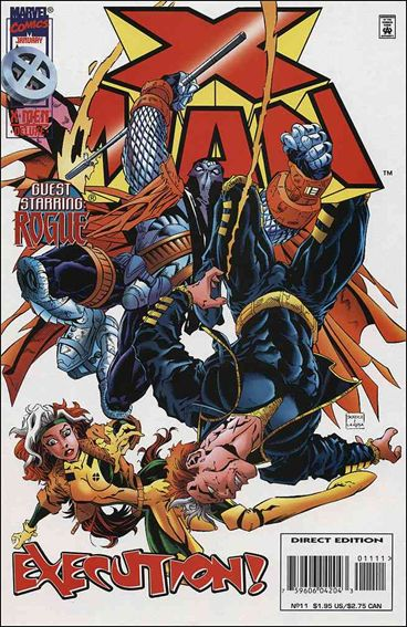 X-Man 11-A by Marvel