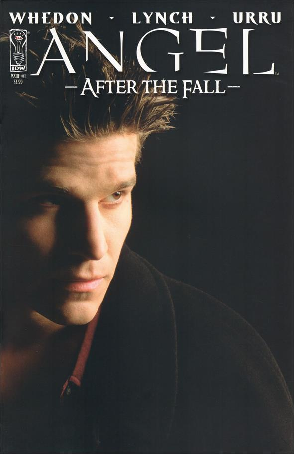 Angel: After the Fall 1-F by IDW