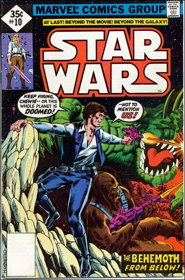 Star Wars (1977) 10-B by Marvel