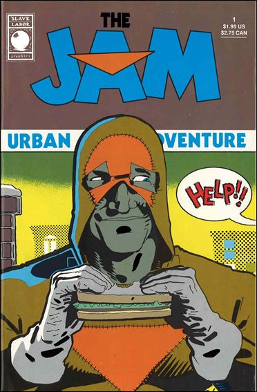 Jam 1-A by Slave Labor Graphics (SLG) Publishing