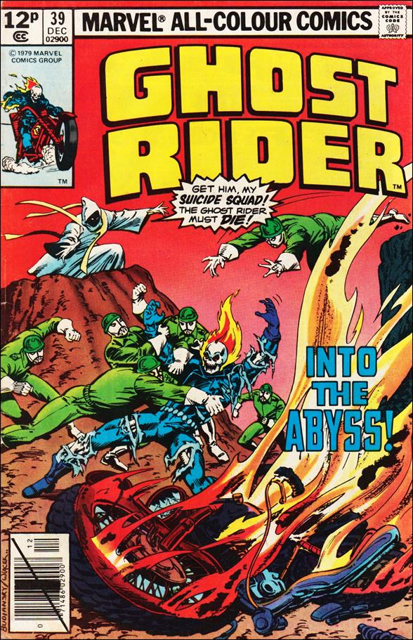 Ghost Rider (1973) 39-B by Marvel