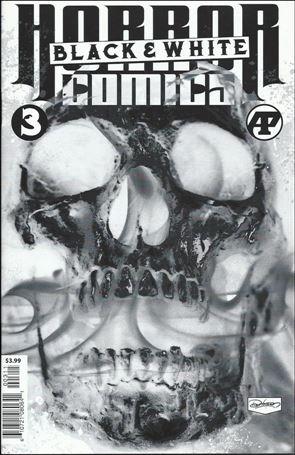 Horror Comics: Black & White 3-A