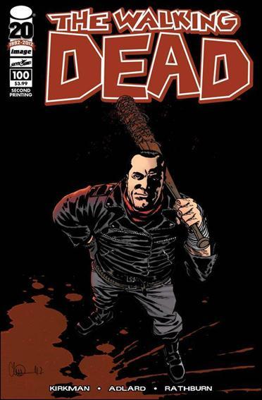 Walking Dead (2003) 100-O by Image