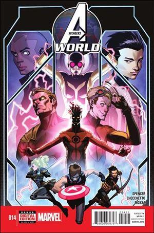 Avengers World 14-A