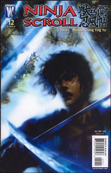 Ninja Scroll 12-A by WildStorm