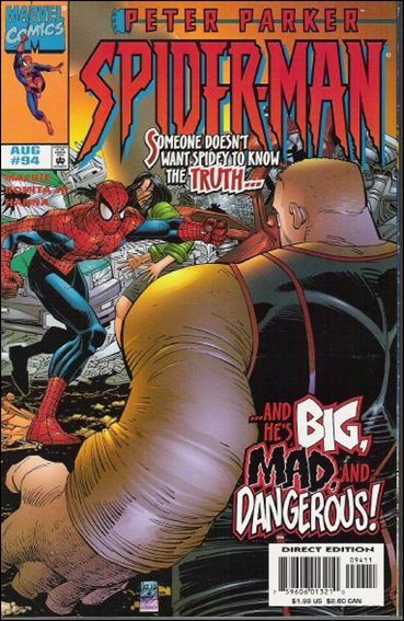 Spider-Man 94-A by Marvel