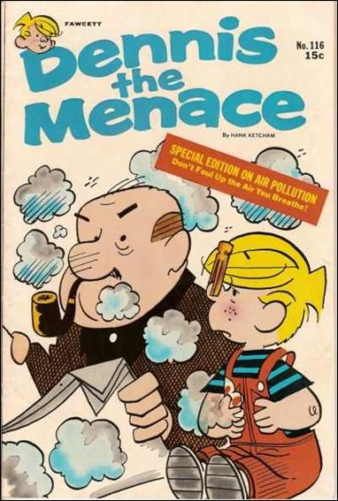 Dennis the Menace (1953) 116-A by Standard