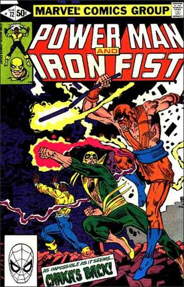 Power Man and Iron Fist (1978) 72-A by Marvel