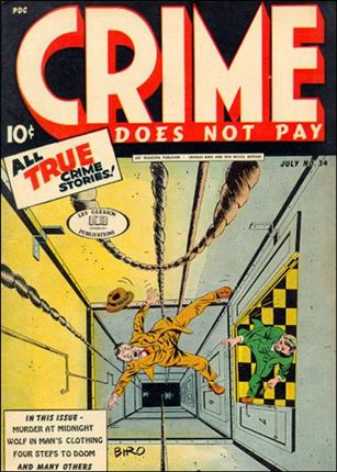 Crime Does not Pay 34-A