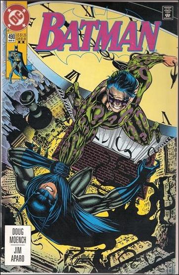 Batman (1940) 490-B by DC
