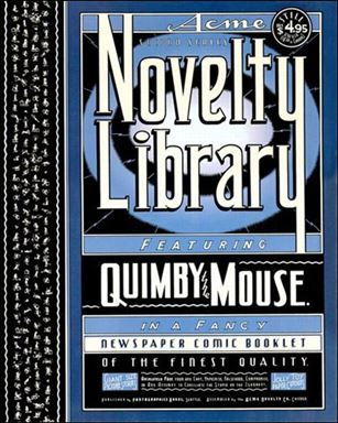Acme Novelty Library 2-A