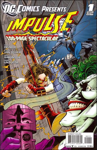 DC Comics Presents: Impulse 1-A by DC
