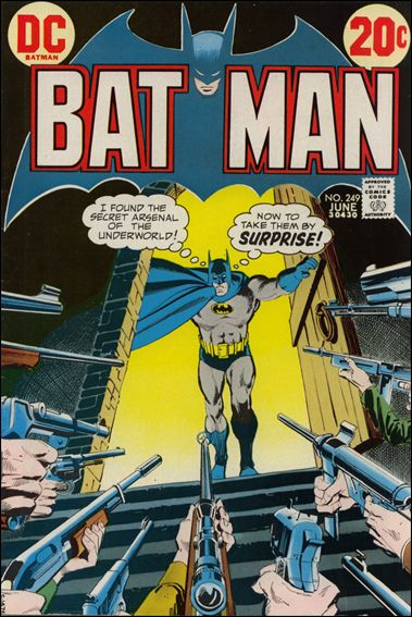 Batman (1940) 249-A by DC