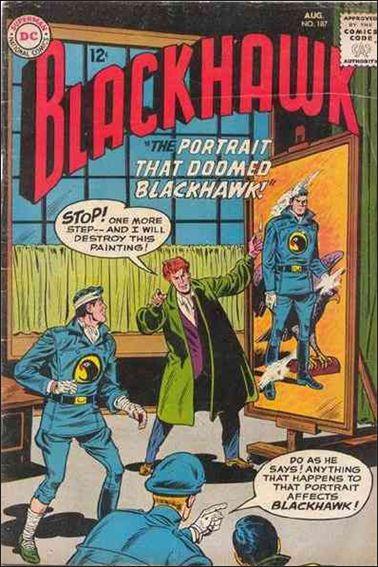 Blackhawk (1944) 187-A by DC