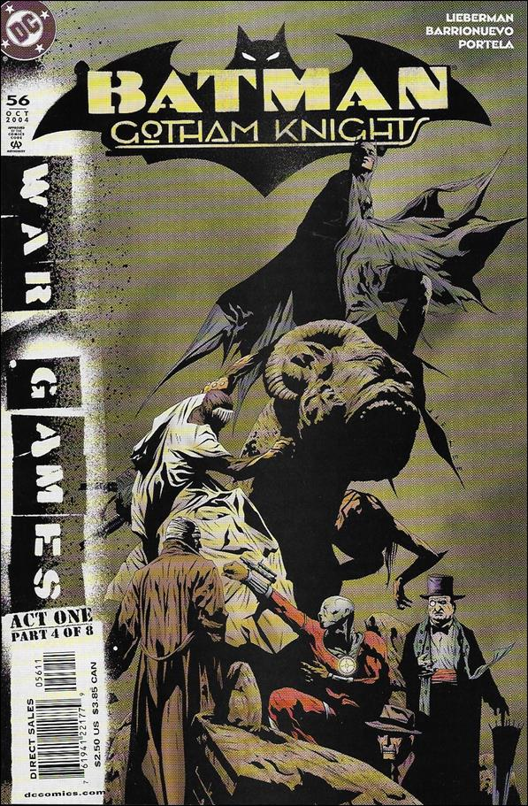 Batman: Gotham Knights 56-A by DC