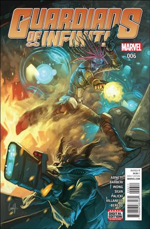 Guardians of Infinity 6-A