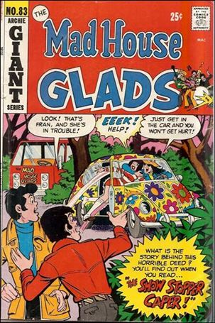Madhouse Glads 83-A