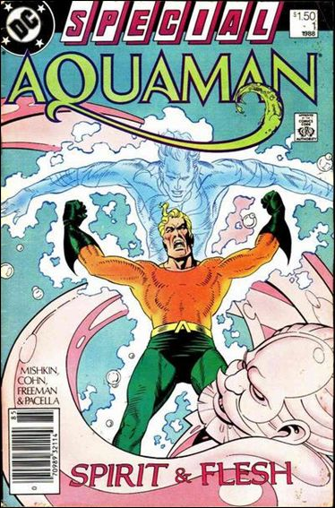 Aquaman Special (1988) 1-A by DC
