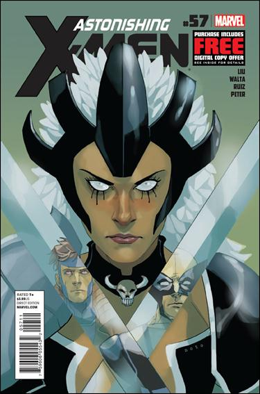 Astonishing X-Men (2004) 57-A by Marvel