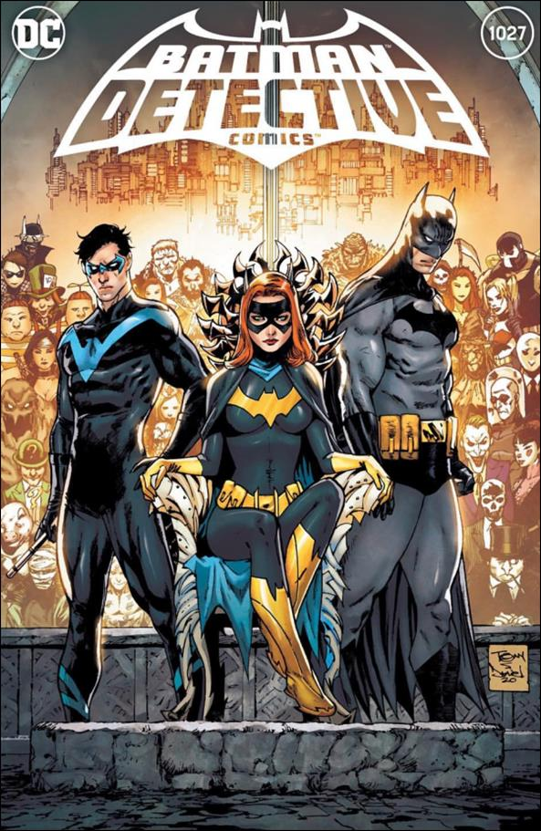 Detective Comics (1937) 1027-TD by DC