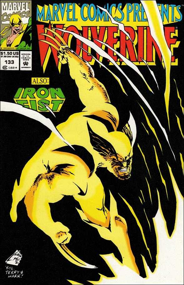 Marvel Comics Presents (1988) 133-A by Marvel