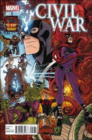 Civil War (2015) 1-F