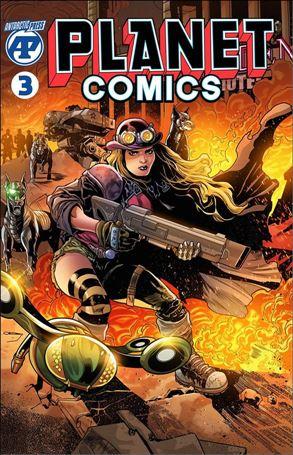 Planet Comics (2020) 3-A
