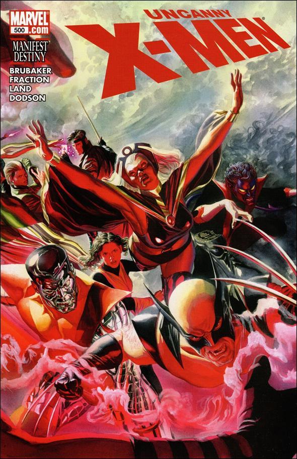 Uncanny X-Men (1981) 500-B by Marvel